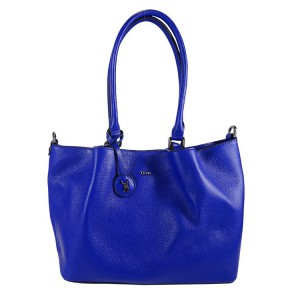 C1812007 PEBBLE LARGE LEATHER TOTE